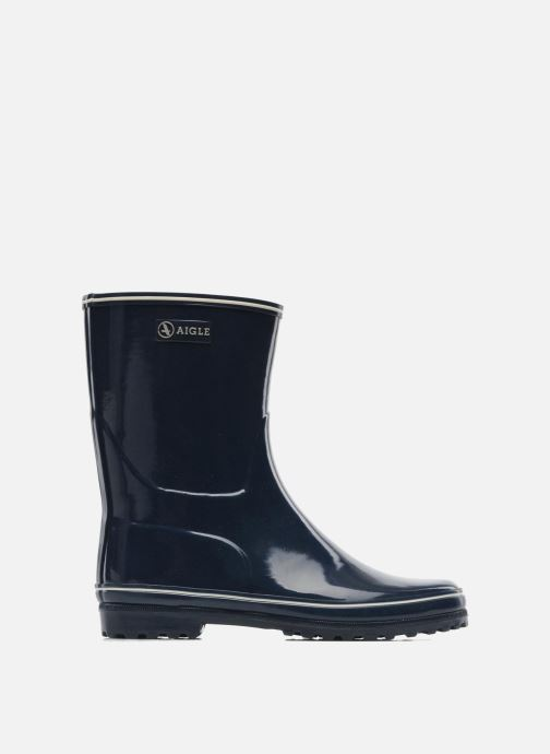 Stiefeletten & Boots Aigle Venise Bottillon blau ansicht von hinten