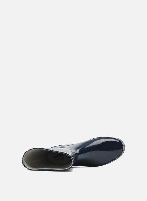 Stiefeletten & Boots Aigle Venise Bottillon blau ansicht von links