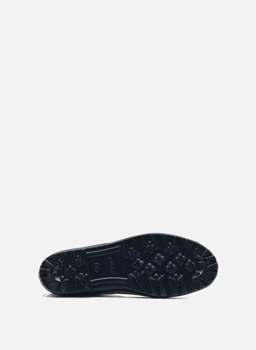 Stiefeletten & Boots Aigle Venise Bottillon blau ansicht von oben