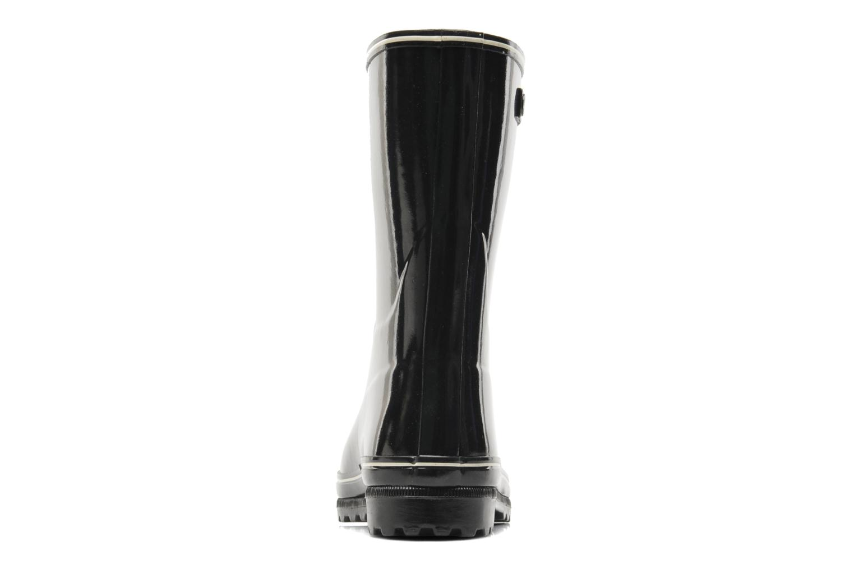 Bottines et boots Aigle Venise Bottillon Noir vue droite