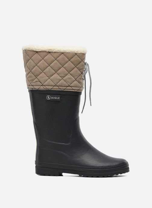 Boots & wellies Aigle Polka Giboulee Blue back view