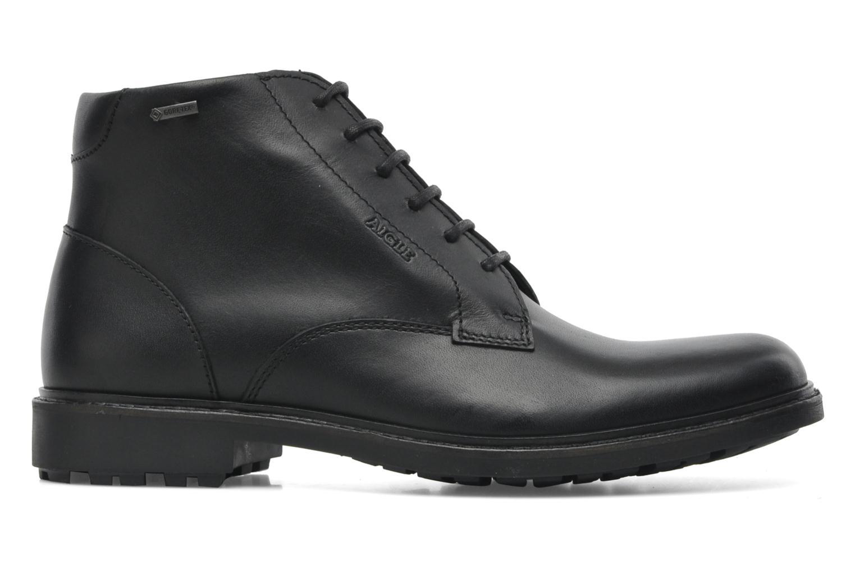 Chaussures à lacets Aigle Britten Mid Gtx Noir vue derrière