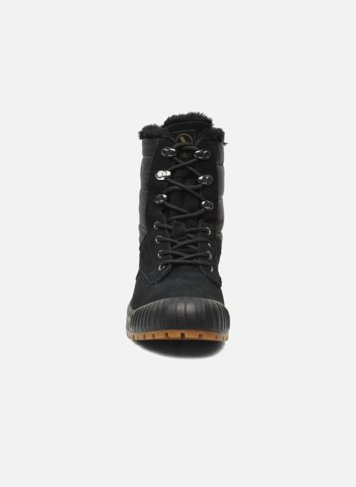 Boots en enkellaarsjes Aigle Welby Zwart model
