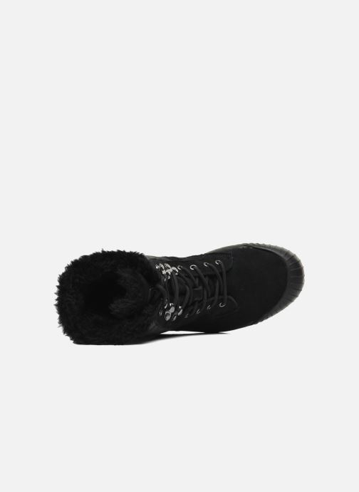 Boots en enkellaarsjes Aigle Welby Zwart links