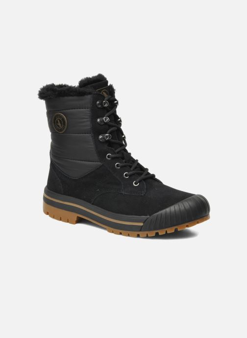 Boots en enkellaarsjes Aigle Welby Zwart detail