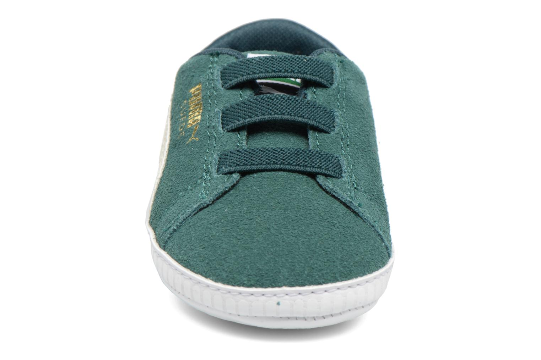 Sneakers Puma Suede Crib Grön bild från framsidan