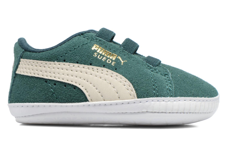Sneakers Puma Suede Crib Grön bild från vänster sidan