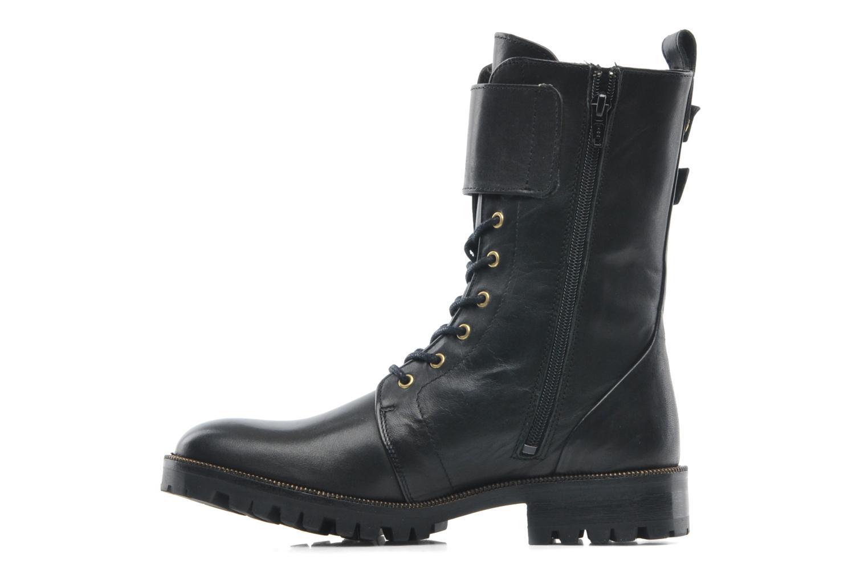 Stiefeletten & Boots Guess Martina schwarz ansicht von vorne