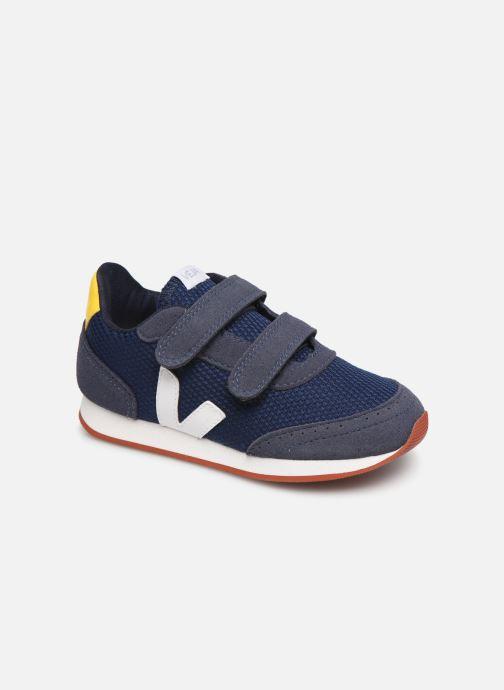 Sneakers Veja ARCADE Blauw detail