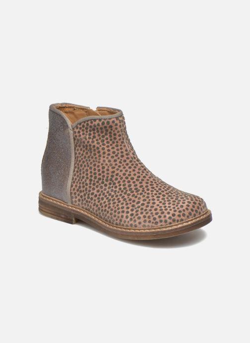 Bottines et boots Pom d Api RETRO BACK Beige vue détail/paire