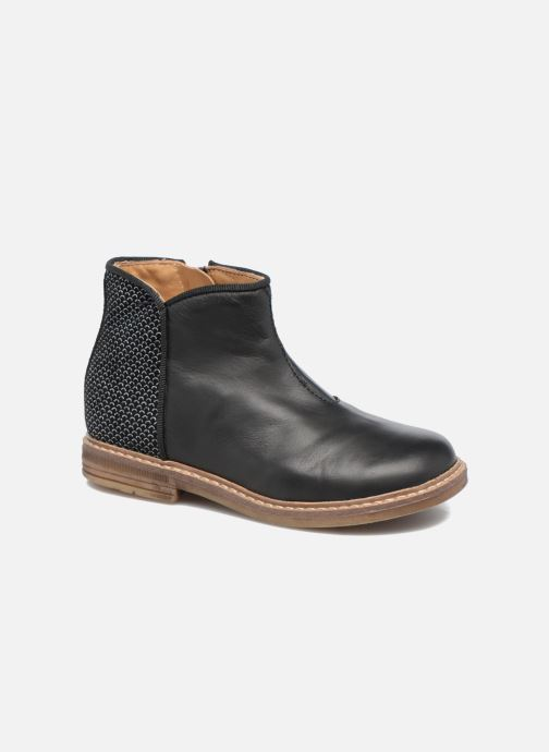 Bottines et boots Pom d Api RETRO BACK Noir vue détail/paire