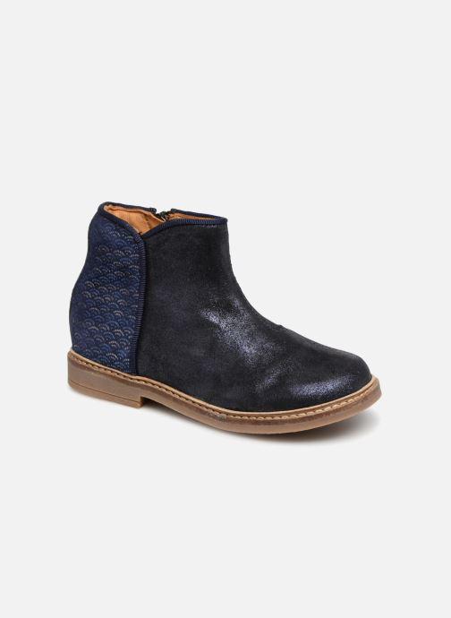 Bottines et boots Pom d Api RETRO BACK Bleu vue détail/paire