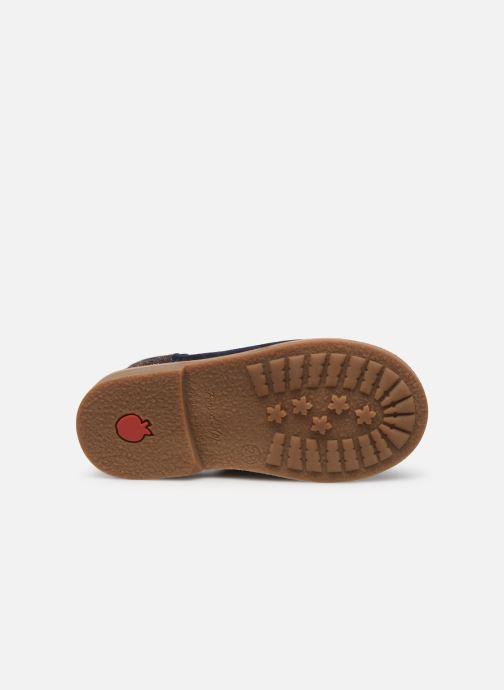 Boots en enkellaarsjes Pom d Api RETRO BACK Blauw boven