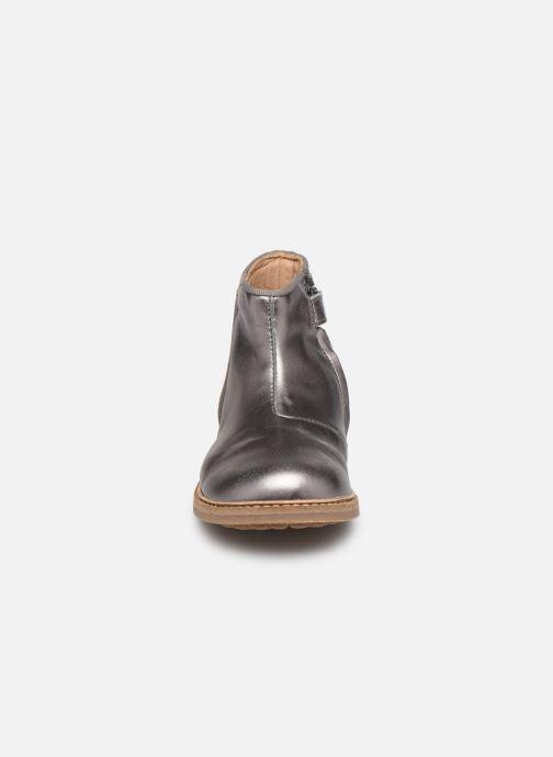 Stiefeletten & Boots Pom d Api RETRO BACK silber schuhe getragen