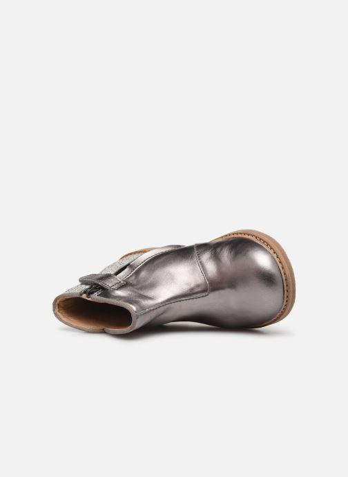Ankelstøvler Pom d Api RETRO BACK Sølv se fra venstre