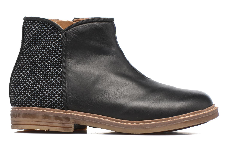 Ankle boots Pom d Api RETRO BACK Black back view