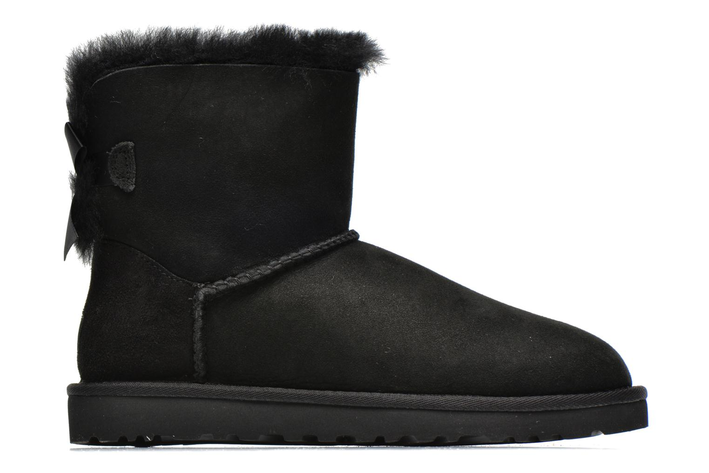 Bottines et boots UGG Mini Bailey Bow Noir vue derrière