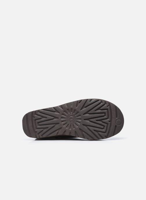 Boots en enkellaarsjes UGG Classic Mini Leather Bruin boven