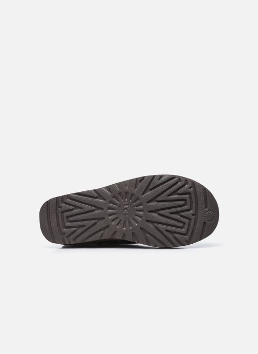 Botines  UGG Classic Mini Leather Marrón vista de arriba