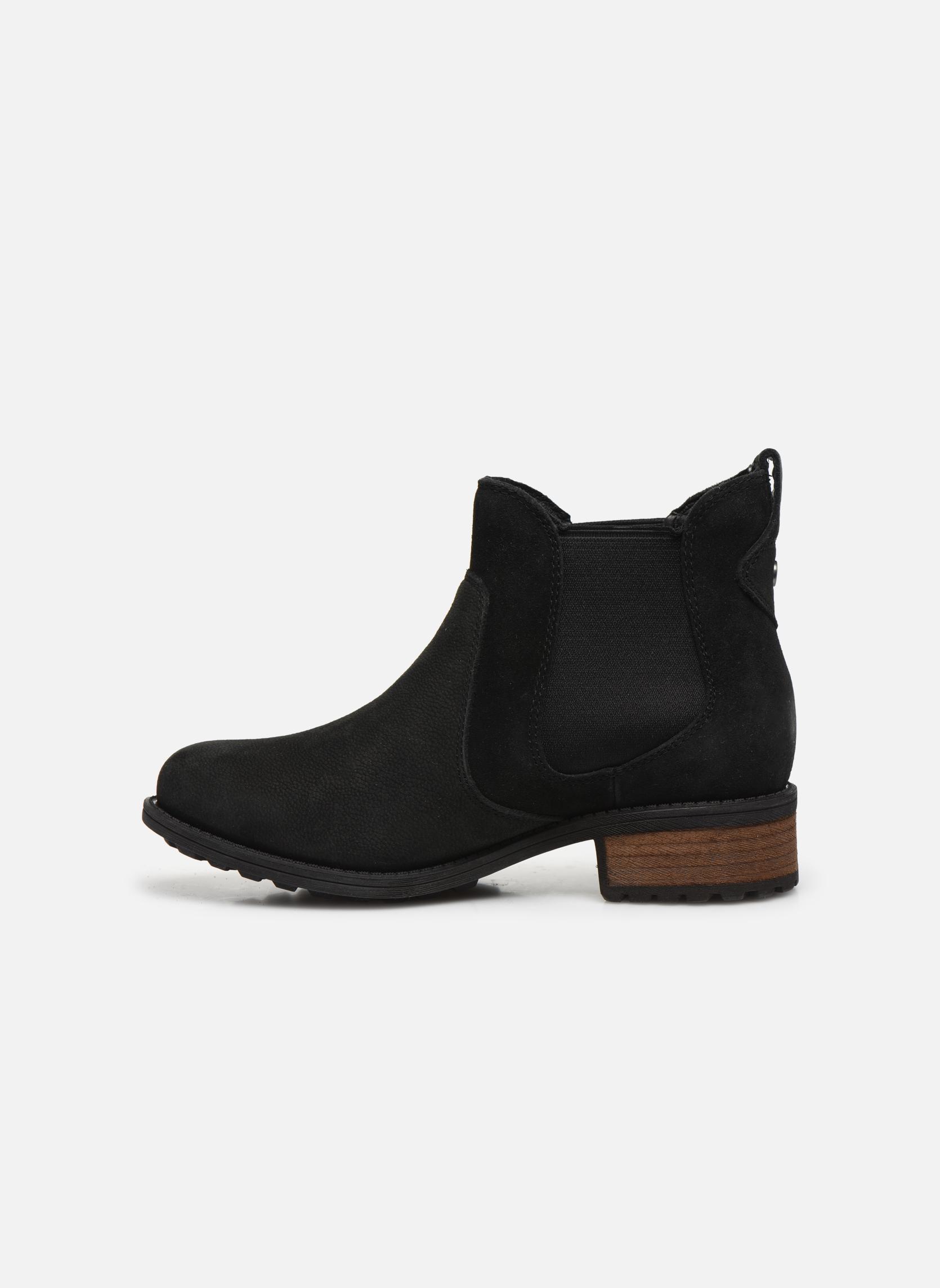 Bottines et boots UGG Bonham Noir vue face