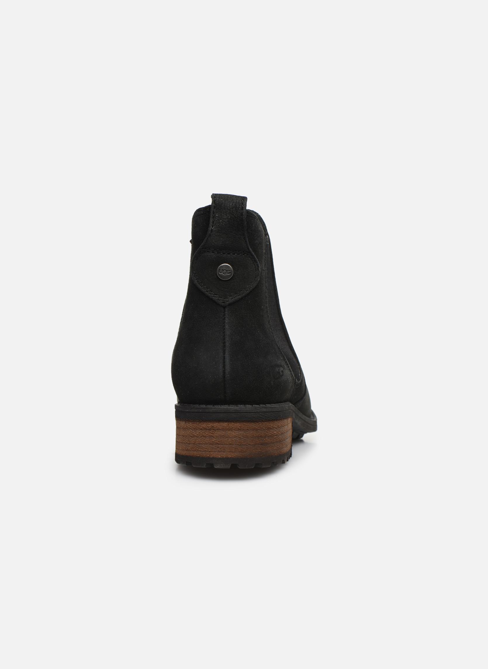 Bottines et boots UGG Bonham Noir vue droite