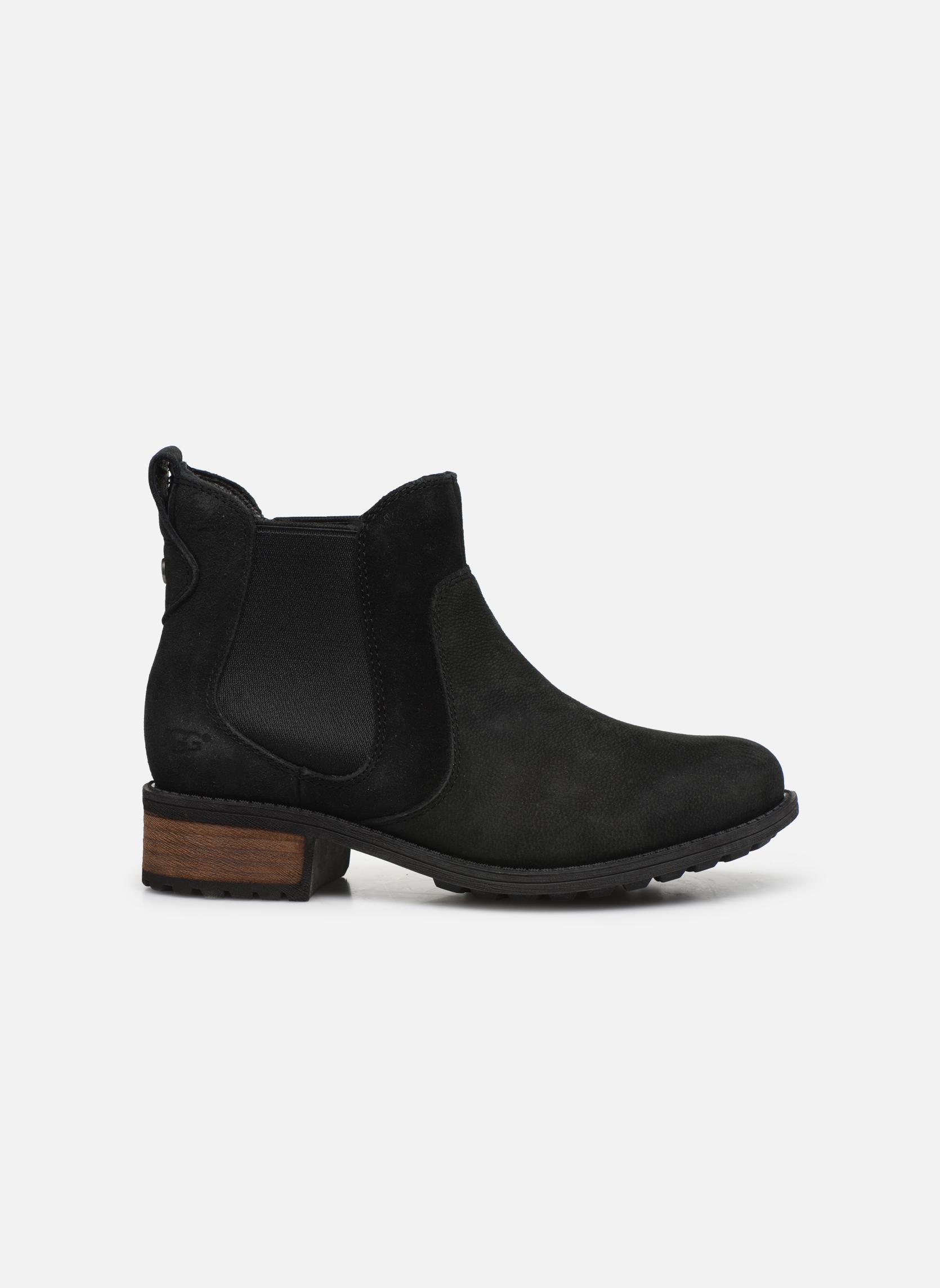 Bottines et boots UGG Bonham Noir vue derrière