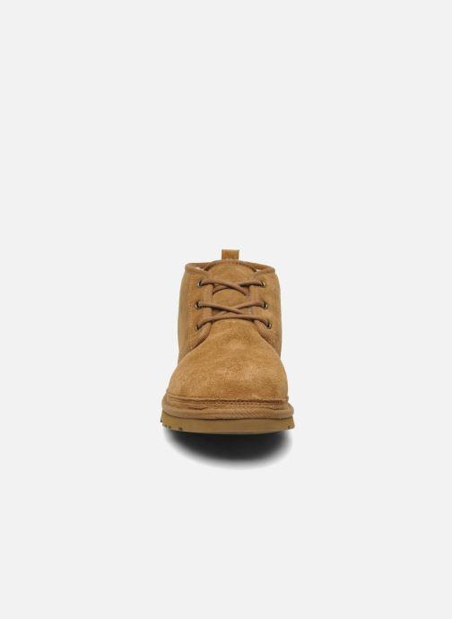 Neumel Chestnut Ugg À Lacets Chaussures OnPNkX0w8Z