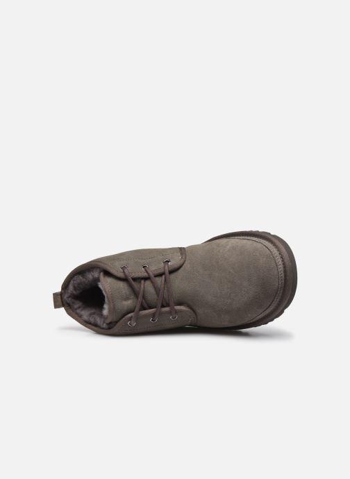 Zapatos con cordones UGG Neumel Gris vista lateral izquierda