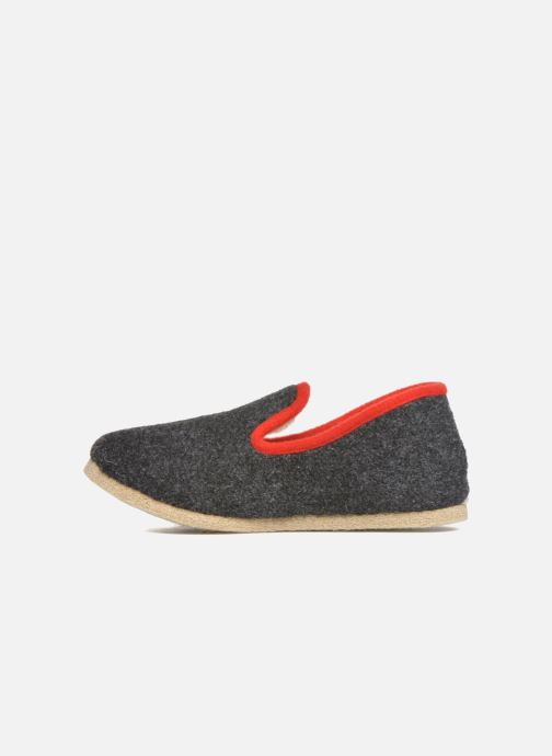 Chaussons Rondinaud Calmont M Gris vue face