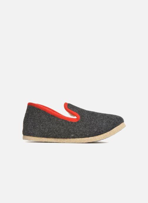 Pantoffels Rondinaud Calmont M Grijs achterkant