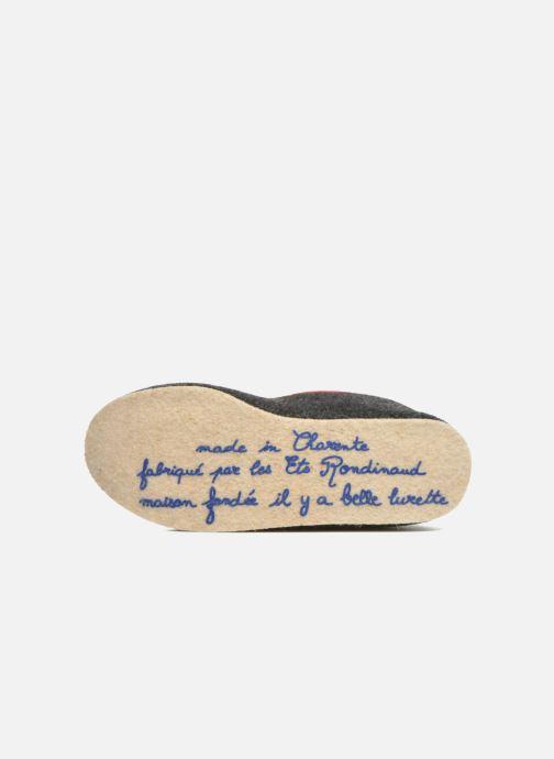 Pantoffels Rondinaud Calmont M Grijs boven