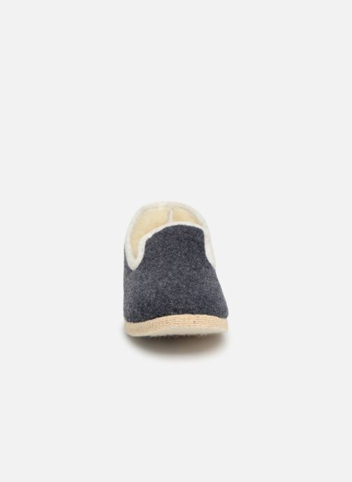 Slippers Rondinaud Calmont M Blue model view
