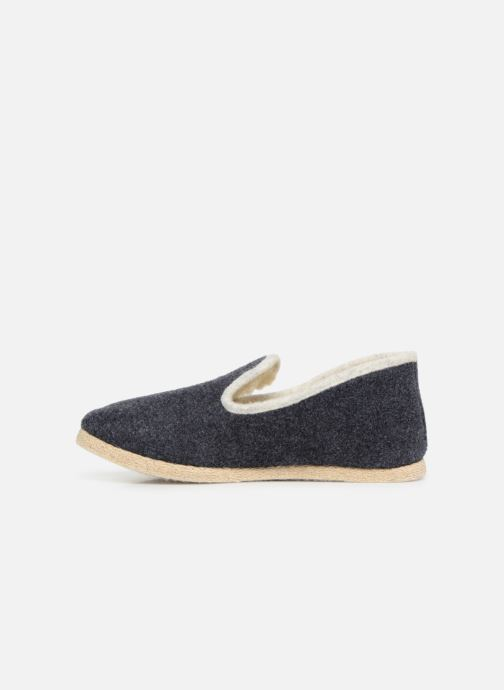 Slippers Rondinaud Calmont M Blue front view