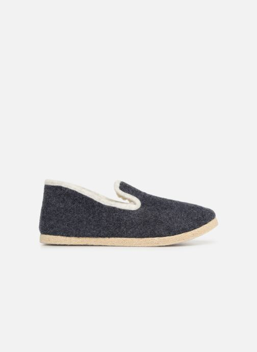 Slippers Rondinaud Calmont M Blue back view