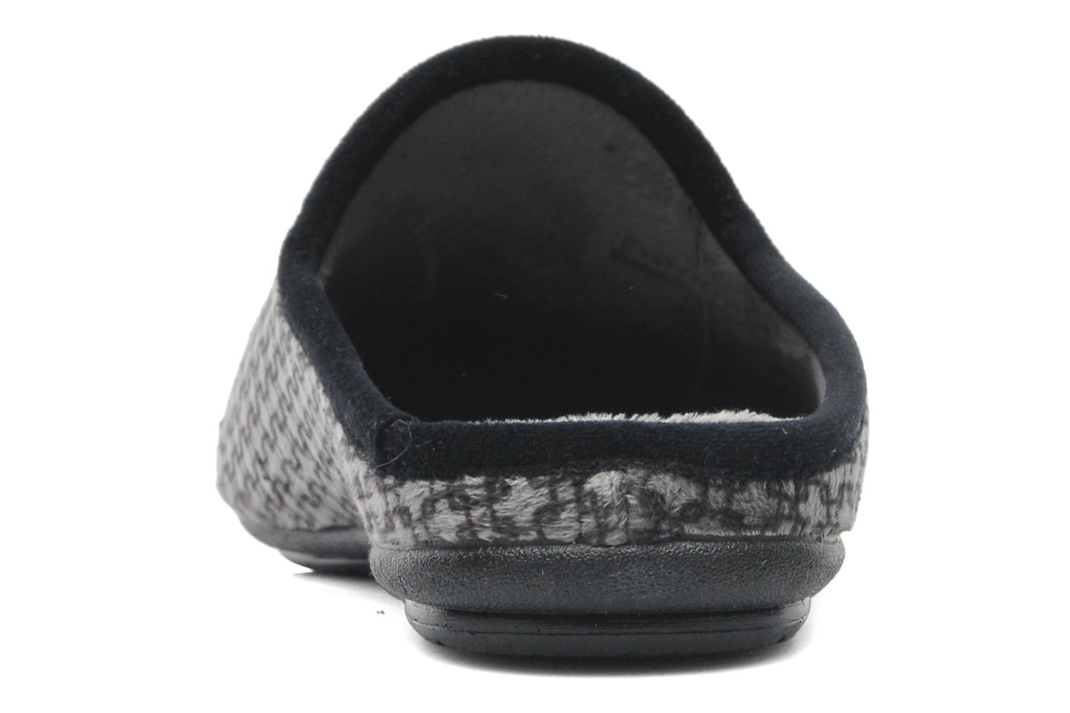 Chaussons Rondinaud Aulne Gris vue droite