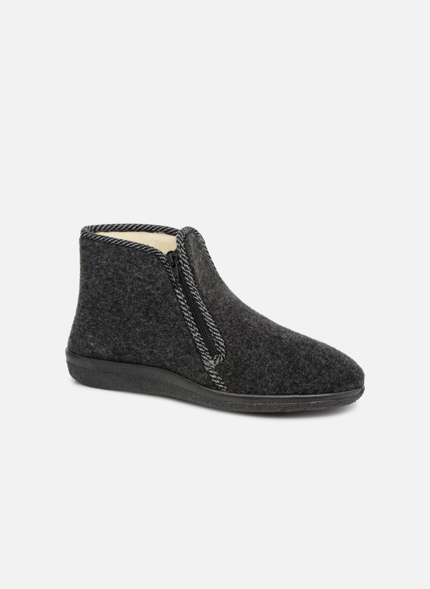 Pantofole Rondinaud Gaillard Grigio vedi dettaglio/paio