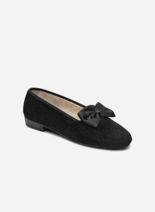 Pantofole Rondinaud Barberaz Nero vedi dettaglio/paio