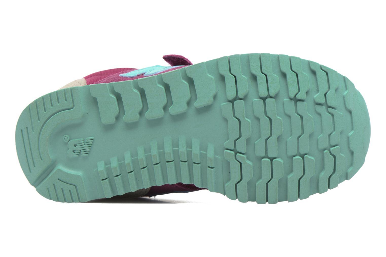 Sneaker New Balance KE420 M lila ansicht von oben