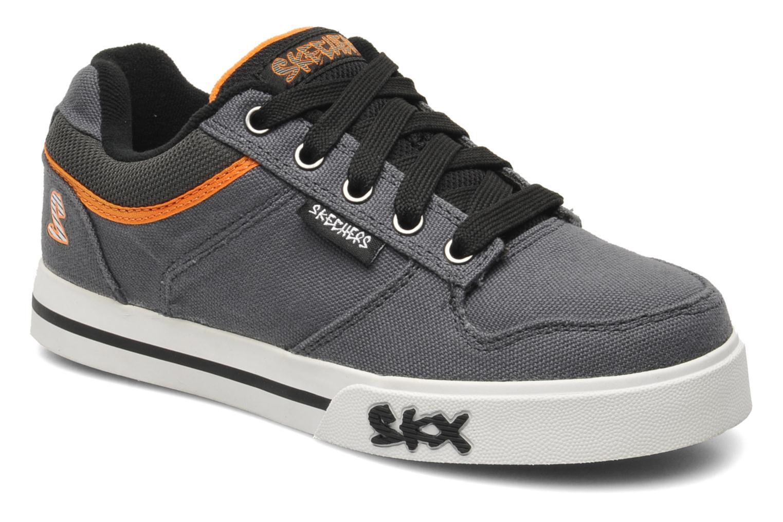 Sneaker Skechers Vert II Kick Flipz grau detaillierte ansicht/modell