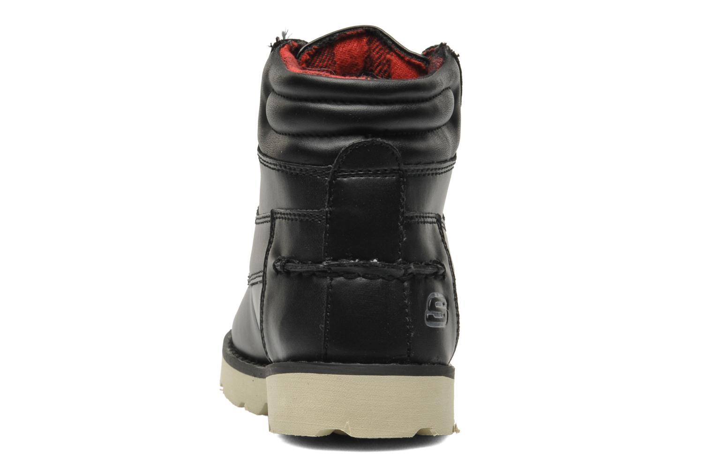 Bottines et boots Skechers Bowland Noir vue droite