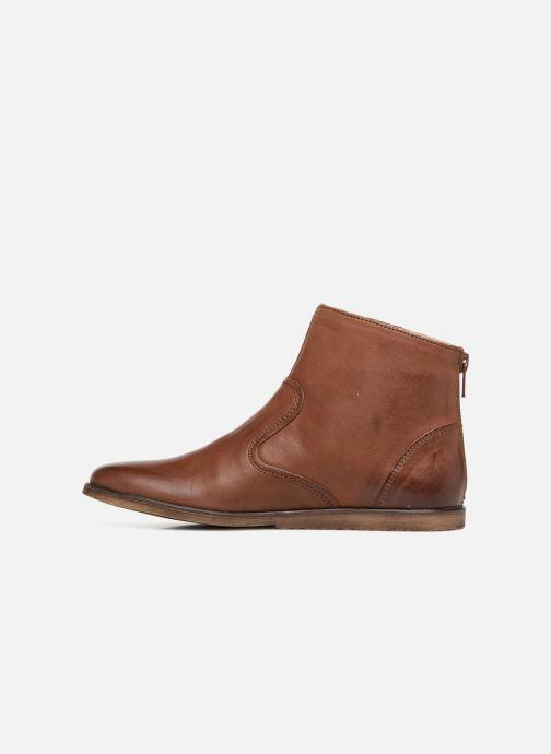 Stiefeletten & Boots Kickers Roxanna E braun ansicht von vorne