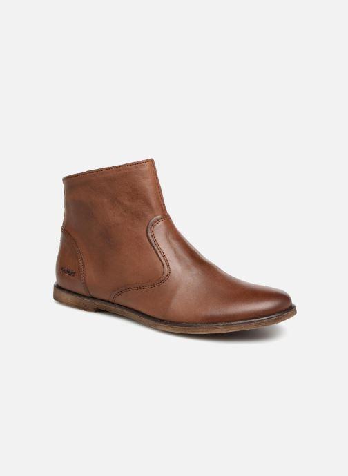 Stiefeletten & Boots Kickers Roxanna E braun detaillierte ansicht/modell