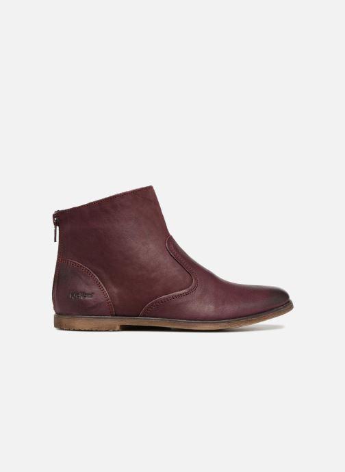 Bottines et boots Kickers Roxanna E Bordeaux vue derrière