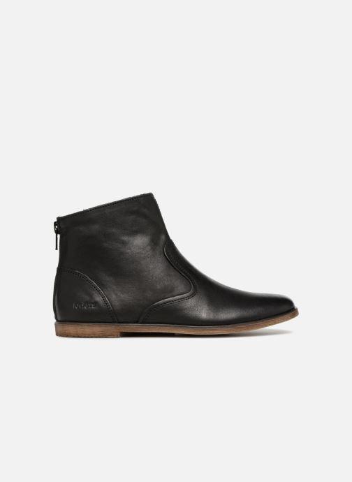 Bottines et boots Kickers Roxanna E Noir vue derrière
