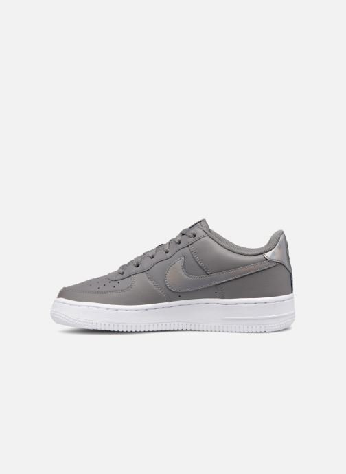 Nike Air Force 1 (Gs) (Grey) Trainers chez Sarenza (339276)
