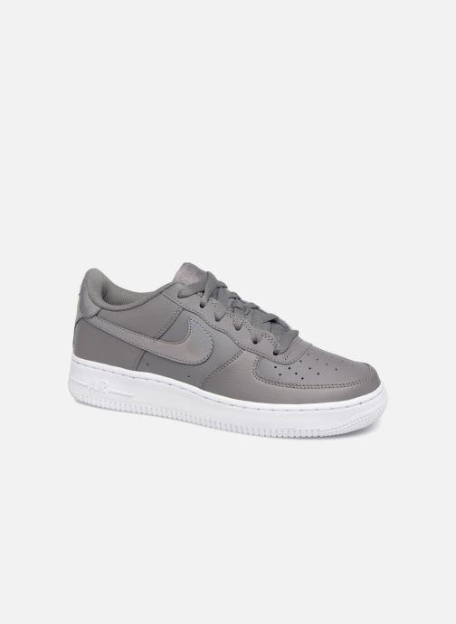 Nike Air Force 1 (Gs) (Gris) - Baskets chez Sarenza (339276) 8556885295097