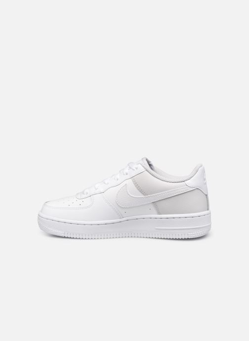 Sneakers Nike Air Force 1 (Gs) Bianco immagine frontale