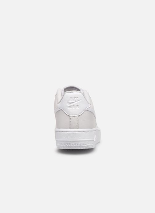 Sneakers Nike Air Force 1 (Gs) Bianco immagine destra