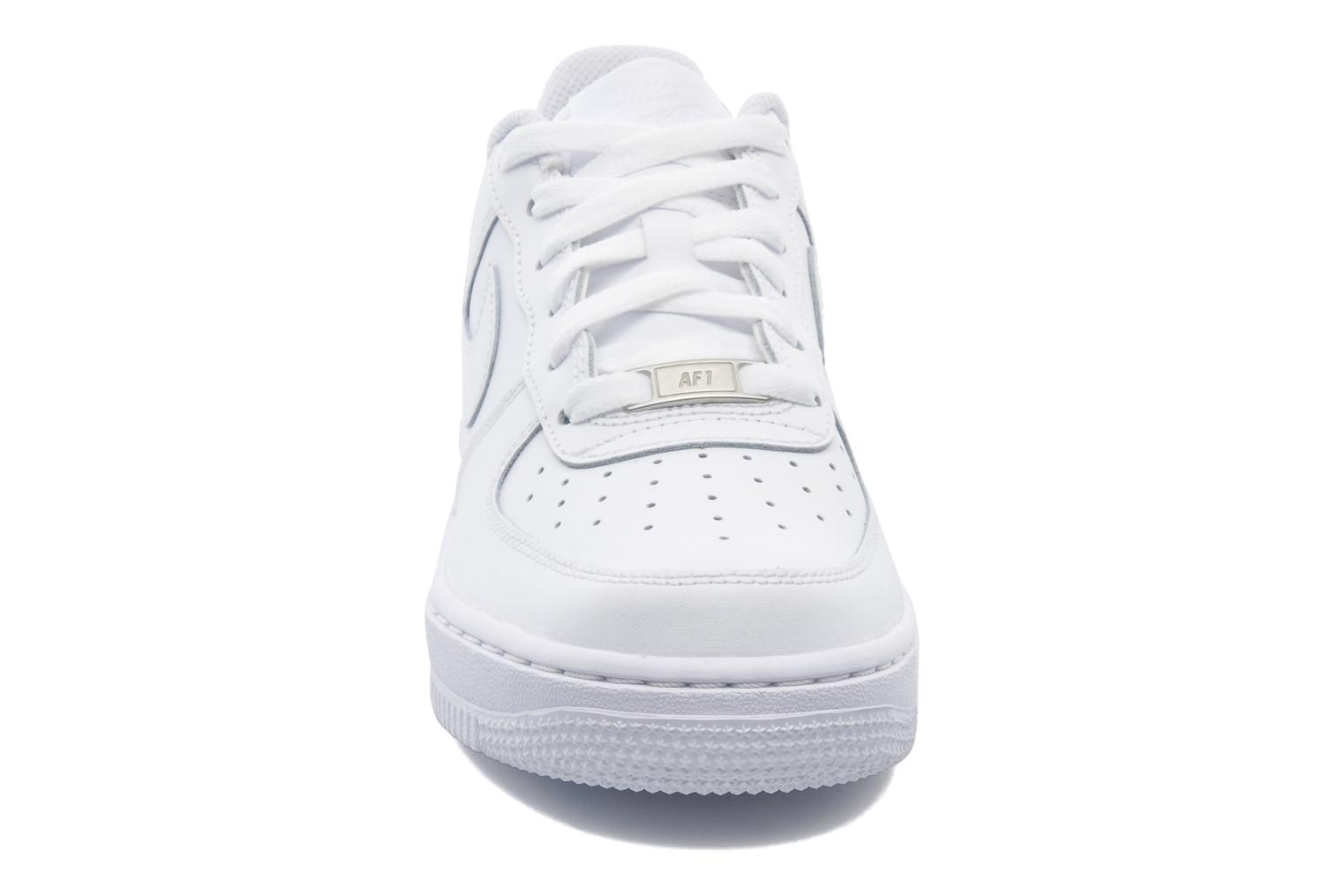 Sneakers Nike Air Force 1 (Gs) Wit model