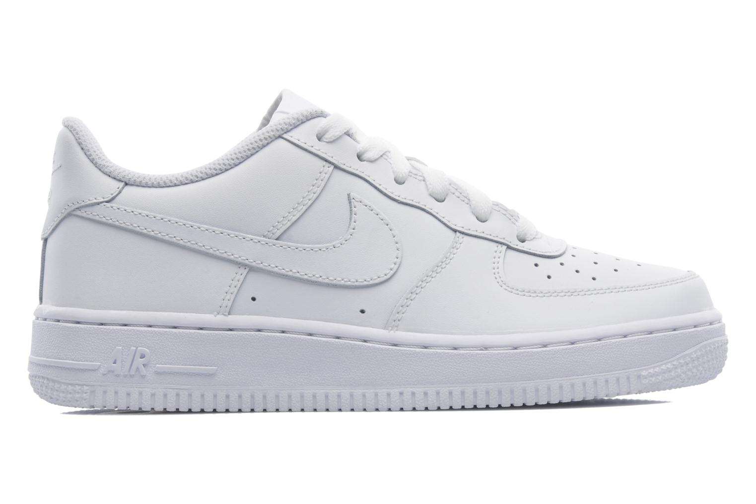 Sneakers Nike Air Force 1 (Gs) Wit achterkant